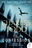 Book Cover Image. Title: The Confession (Inspector Ian Rutledge Series #14), Author: Charles Todd