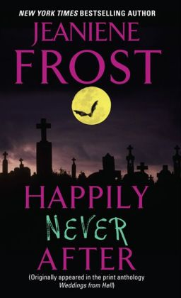 Happily Never After (Night Huntress Series)