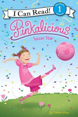 Pinkalicious: Soccer Star: I Can Read Level 1