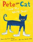 Book Cover Image. Title: Pete the Cat:  I Love My White Shoes, Author: James Dean
