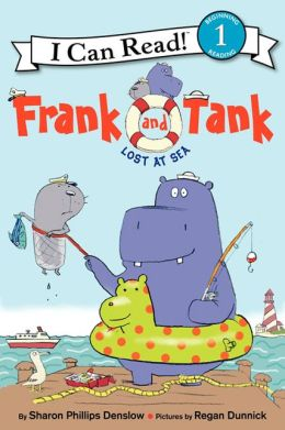 Frank and Tank: Lost at Sea: I Can Read Level 1