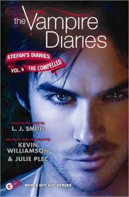 The Compelled (The Vampire Diaries: Stefan's Diaries Series #6)