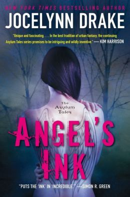 Angel's Ink (The Asylum Tales #1)