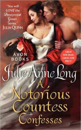 A Notorious Countess Confesses (Pennyroyal Green Series #7)