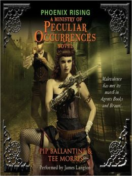 Phoenix Rising: Ministry of Peculiar Occurrences Series, Book 1