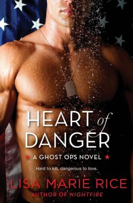 Heart of Danger (Ghost Ops Series #1)
