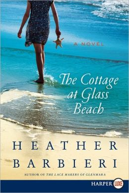 The Cottage at Glass Beach LP: A Novel