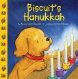 Book Cover Image. Title: Biscuit's Hanukkah, Author: Alyssa Satin Capucilli