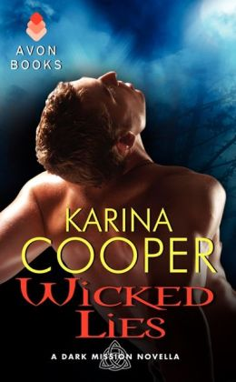 Wicked Lies: A Dark Mission Novella