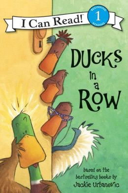 Ducks in a Row (I Can Read Book 1 Series)
