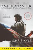 Book Cover Image. Title: American Sniper (Enhanced Edition):  The Autobiography of the Most Lethal Sniper in U.S. Military History, Author: Chris Kyle