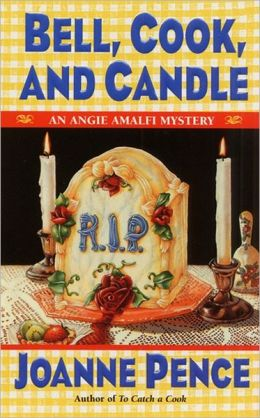 Bell Cook And Candle An Angie Amalfi Mystery By Joanne border=