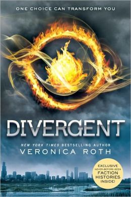 Divergent (Divergent Series #1) (B&N Exclusive Edition)