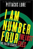 Book Cover Image. Title: I Am Number Four:  The Lost Files: The Fallen Legacies, Author: Pittacus Lore