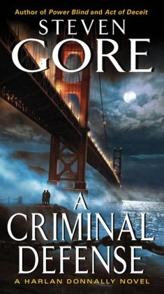 A Criminal Defense (Harlan Donnally Series #2)