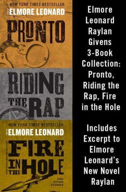 Riding the Rap (Raylan Givens) Elmore Leonard