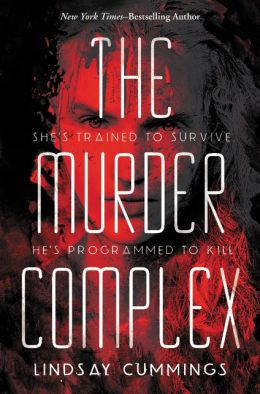 The Murder Complex 1 (Unb) - Lindsay Cummings