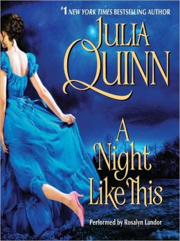 A Night Like This: Smythe Smith Quartet Series, Book 2