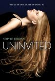 Book Cover Image. Title: Uninvited (Uninvited Series #1), Author: Sophie Jordan