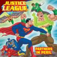 Book Cover Image. Title: Justice League Classic:  Partners in Peril, Author: Scott Sonneborn