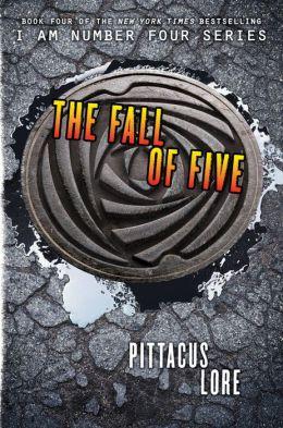 The Fall of Five (Lorien Legacies Series #4)