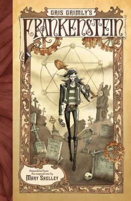 Gris Grimly's Frankenstein (PagePerfect NOOK Book)
