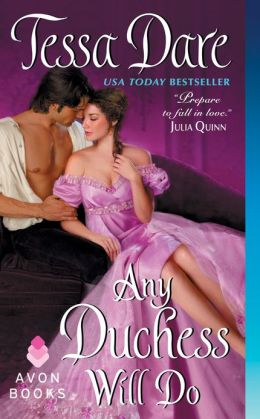 Any Duchess Will Do (Spindle Cove Series #4)