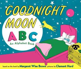 Goodnight Moon ABC Padded Board Book: An Alphabet Book