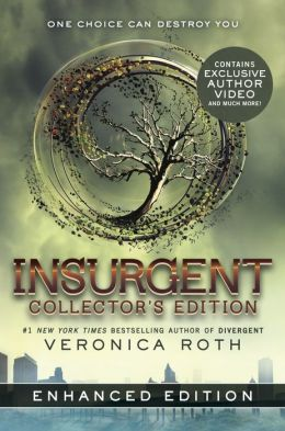 Insurgent (Divergent Series #2) (Enhanced Edition)