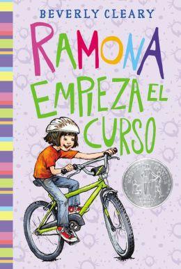 Ramona empieza el curso: Ramona Quimby, Age 8