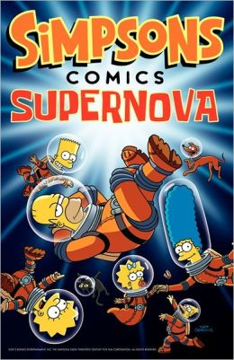 simpsons comics supernova - photo #1