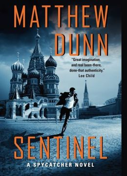 Sentinel (Spycatcher Series #2)