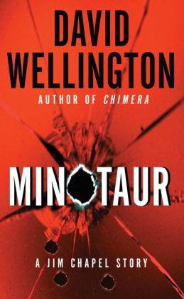 Minotaur (Jim Chapel Missions Series)