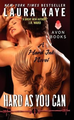 Hard As You Can (Hard Ink Series #2)