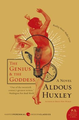 The Genius and the Goddess: A Novel