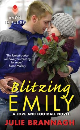 Blitzing Emily (Love and Football Series #1)