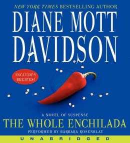 The Whole Enchilada (Culinary Mystery Series #17)