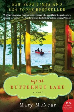 The cover of Up at Butternut Lake by Mary McNear