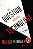 Book Cover Image. Title: The Question Concerning Technology, and Other Essays, Author: Martin Heidegger