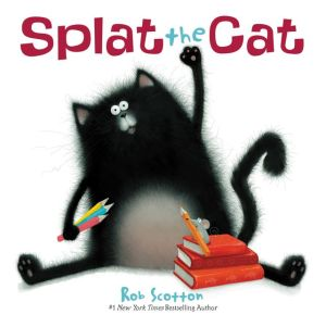 Splat the Cat Board Book