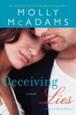 Book Cover Image. Title: Deceiving Lies, Author: Molly McAdams