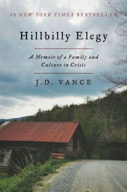 HILLBILLY ELEGY:MEMOIR OF A FAMILY...