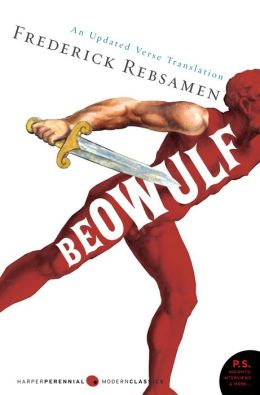 Beowulf An Updated Verse Translation By Frederick border=