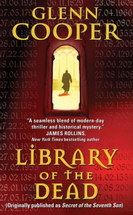 Library of the Dead: (Originally published as SECRET OF THE SEVENTH SON)