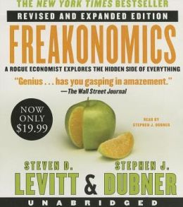Freakonomics Rev Ed Low Price CD