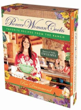 Pioneer Woman Cooks Boxed Set (B&N Exclusive Edition)