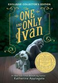 Book Cover Image. Title: The One and Only Ivan (B&N Exclusive Edition), Author: Katherine Applegate