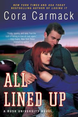 All Lined Up (Rusk University Series #1)