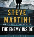 Book Cover Image. Title: The Enemy Inside (Paul Madriani Series #13), Author: Steve Martini