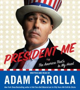 President Me CD: The America That's In My Head